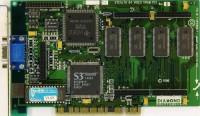 (348) Diamond Stealth 64 Video VRAM rev.B