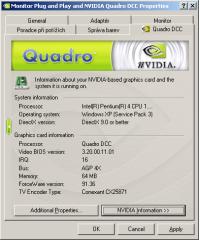 Quadro DCC driver