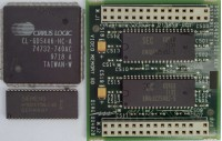 Compaq integrated chips (P166)
