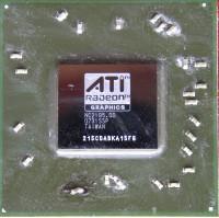 ATI RV630 GPU